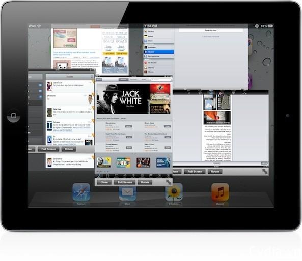 Quasar ứng dụng đầu tiên giúp quản lý các cửa sổ cho iPad