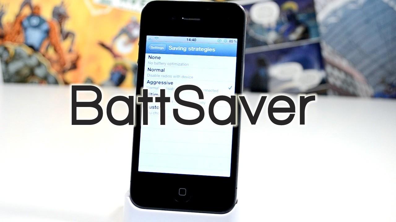 BattSaver