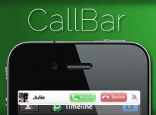 pinglio_callbar