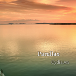 Parallax – Wallpapers kiểu Panoramic trên iPhone, iPod Touch