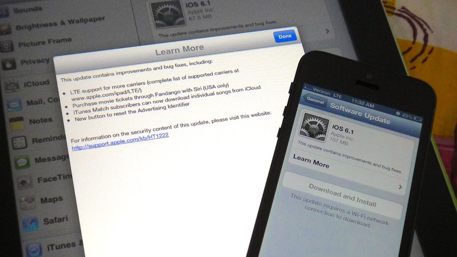 [Cơ bản] Cách nâng cấp và restore các thiết bị iOS