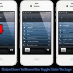 LockscreenToggles – Tinh chỉnh bổ sung các phím tắt ngay tại LockScreen
