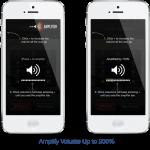 Volume Amplifier – tăng âm lượng thoại thực sự cho iPhone 4S/5/5s/5c