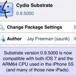 Mobile Substrate cập nhật phiên bản mới chính thức hỗ trợ iOS 7 & ARM64.