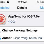 AppSync for iOS 7 (Mobile Substrate) – không crash Safari, Mail app…
