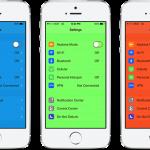 UIColors – tuỳ biến màu sắc giao diện người dùng toàn hệ thống trên iOS 7