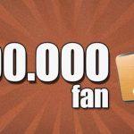 Event mừng fanpage Cydia.vn đạt 100.000 fan