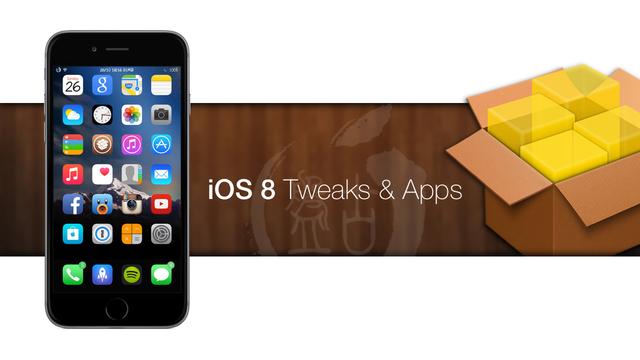 Best iOS 8 Cydia Tweaks Apps EiD