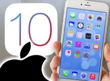 khắc phục các vấn đề trên iOS 10