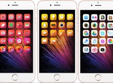 theme cho iPhone